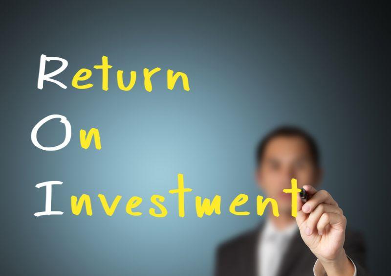 ROI ritorno di investimento